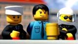 LEGO завоевывает популярность и в мультах