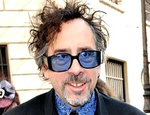 Тим Бертон представит новый кинофильм «Большие глаза»