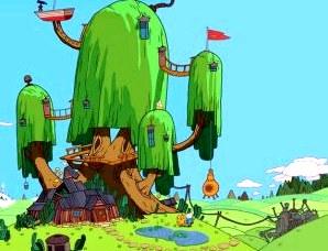 Уникальная одежка с «Adventure time» на веб-сайте Fairy Fox