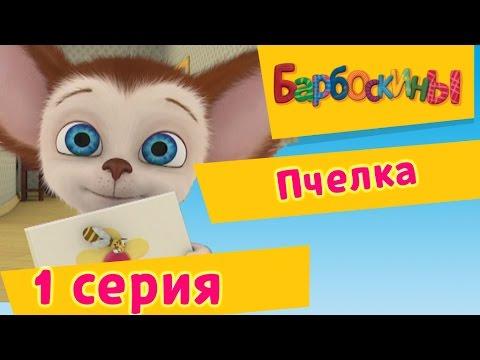 Барбоскины — 1 Серия. Пчёлка