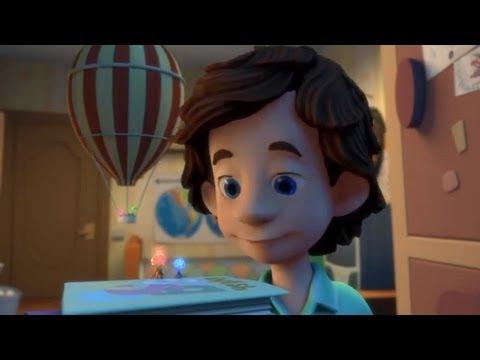 102 Серия. Фиксики — Воздушный шар
