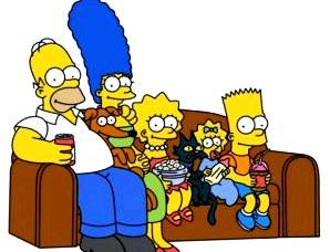 Мультсериал The Simpsons —  залог неплохого настроения