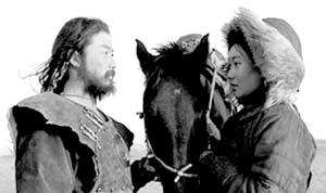 Над фильмом Бодрова-старшего Монгол работает монтажер Матрицы