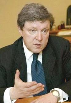 Григорий Явлинский, биография, новости, фото - узнай вce!