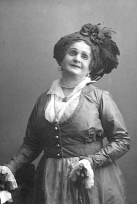 Мария Блюменталь-Тамарина