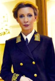 Мария Захарова, биография, новости, фото — узнай вce!