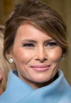 Мелания Трамп, биография, новости, фото - узнай вce!