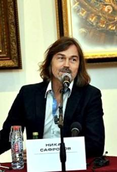 Никас Сафронов, биография, новости, фото - узнай вce!