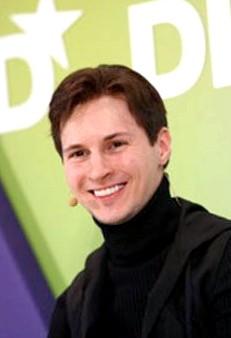 Павел Дуров, биография, новости, фото - узнай вce!