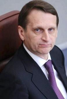 Сергей Нарышкин, биография, новости, фото - узнай вce!